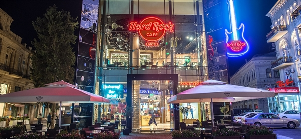 Hard Rock in Baku